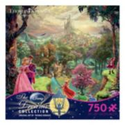 Disney Dreams Collection 750-pc. Sleeping Beauty Puzzle by Thomas Kinkade
