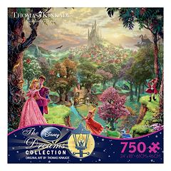 Disney Dreams Collection 750-pc. Sleeping Beauty Puzzle by Thomas Kinkade