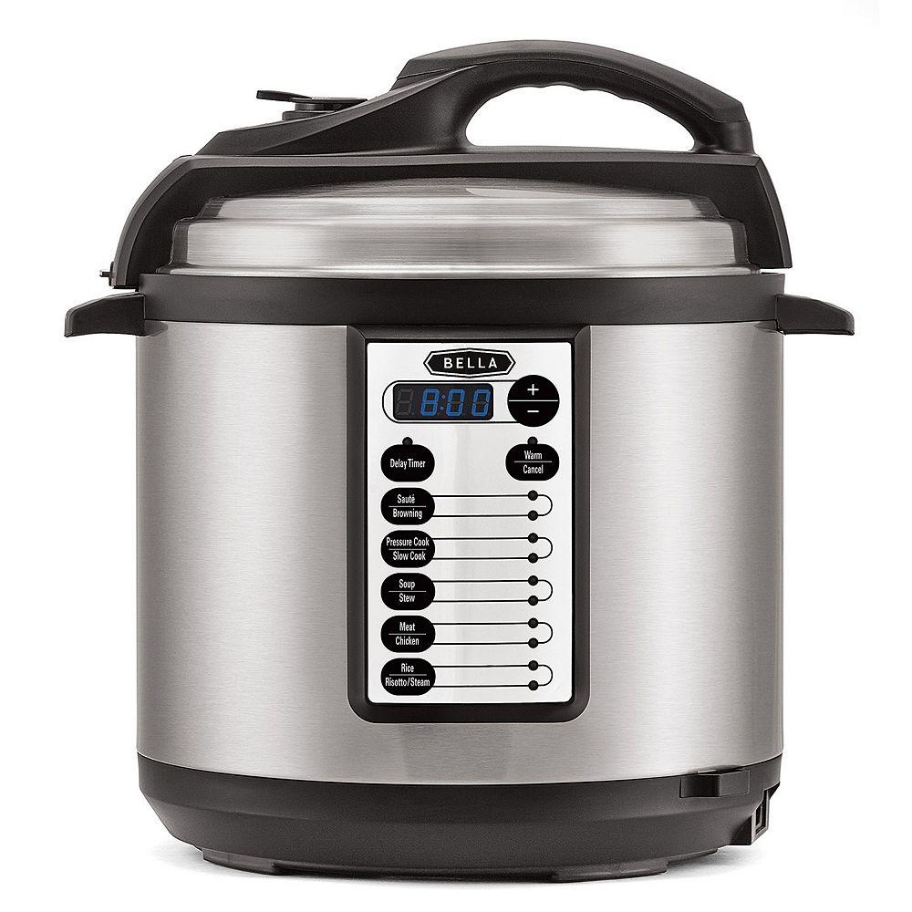 Image result for BELLA 6QT Pressure Cooker