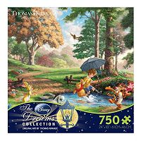 Disney Dreams Collection 750-pc. Winnie the Pooh Puzzle by Thomas Kinkade