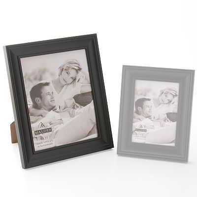 Malden Camden 8 x 10 Black Wood Frame