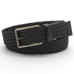 Apt. 9 Braided Elastic Belt - Men