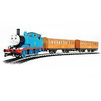 Thomas & Friends Thomas, Annie & Clarabel G Scale Electric Train Set by Bachmann