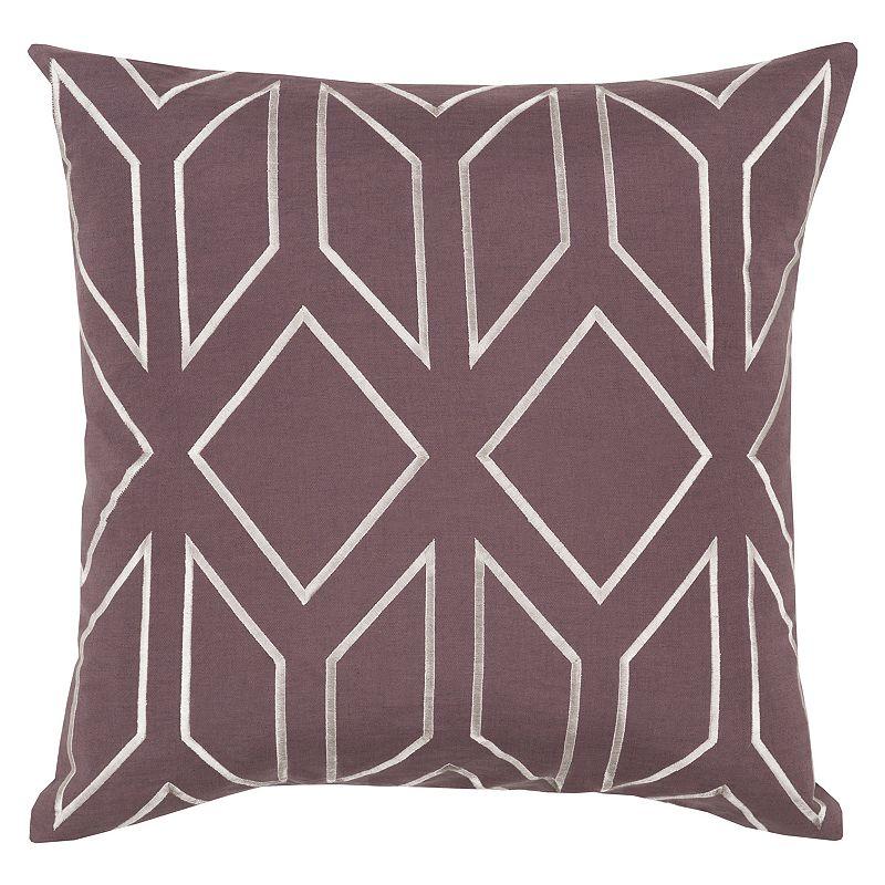 decor 140 throw pillow linen zipper throw pillow kohl 39 s