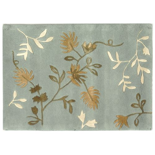 Safavieh Soho Leaves Wool Rug