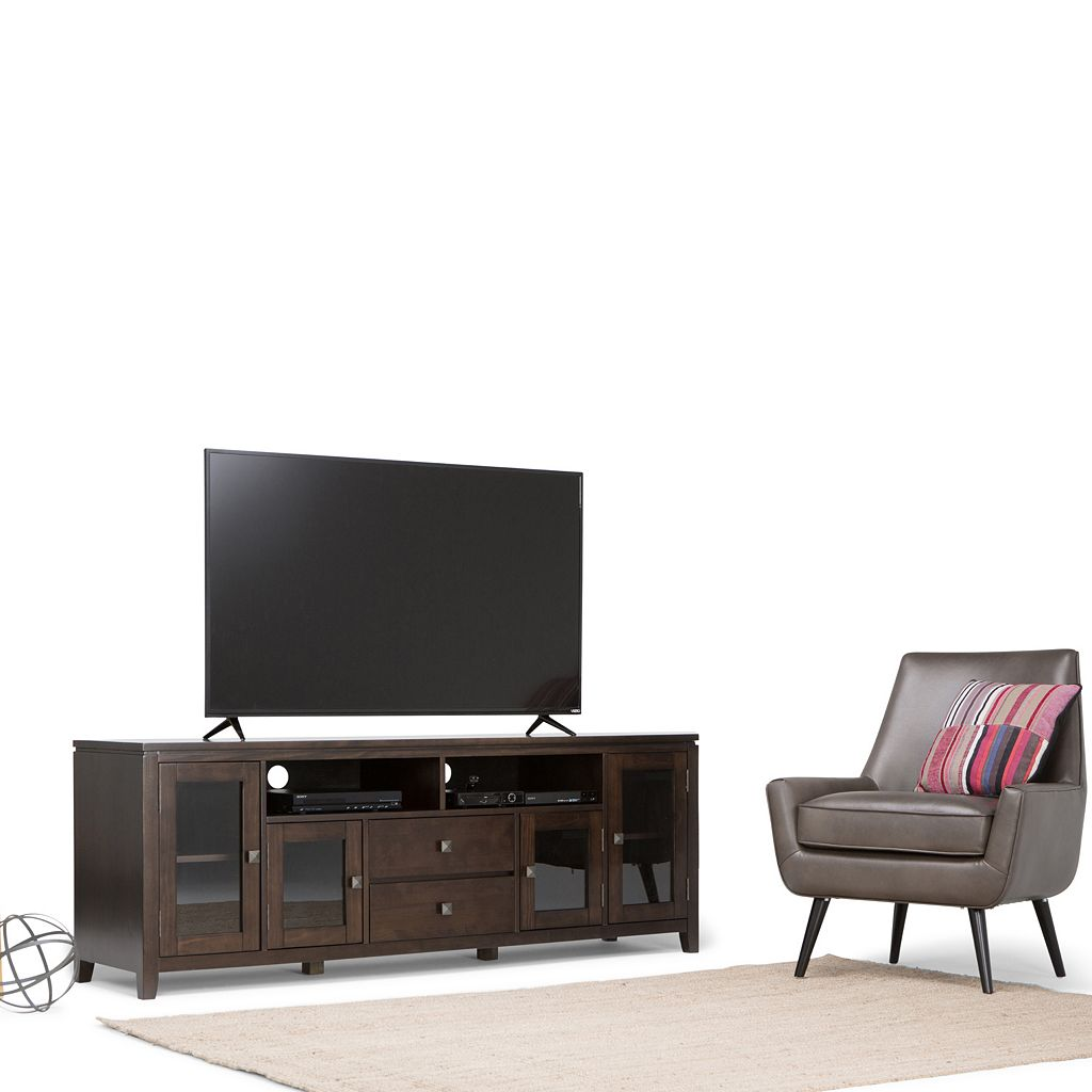 Simpli Home Cosmopolitan TV Media Stand