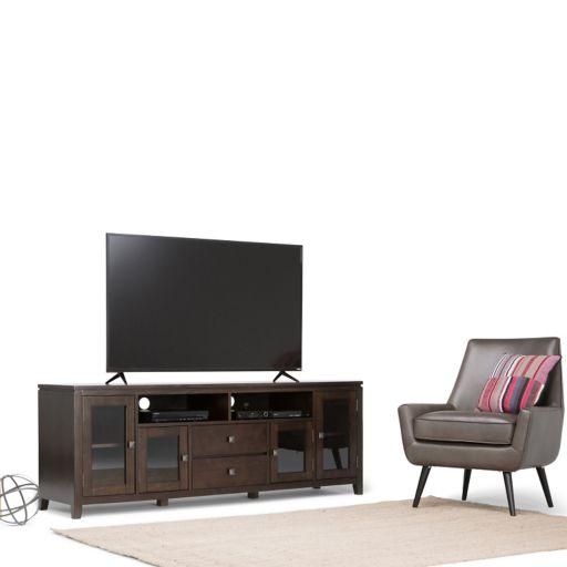 Simpli Home Cosmopolitan TV Media Stand