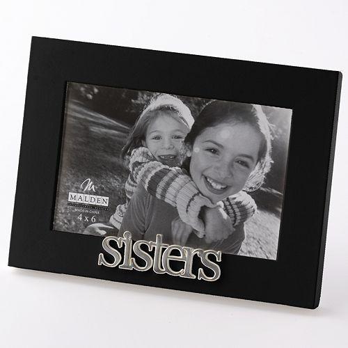malden sisters 4 x 6 frame