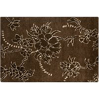 Safavieh Soho Brown Floral Rug