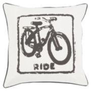 Decor 140 ''Ride'' Throw Pillow