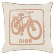 Decor 140 ''Ride'' Throw Pillow
