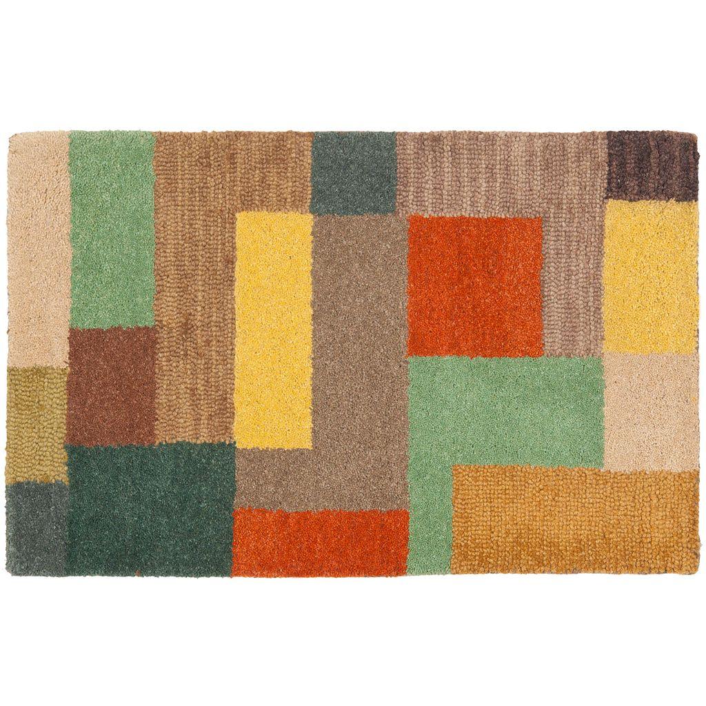 Safavieh Soho Colorblock Wool Rug