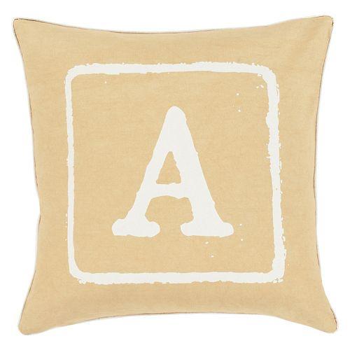 Decor 140 Alpha Throw Pillow