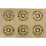 Safavieh Soho Circles Wool Rug