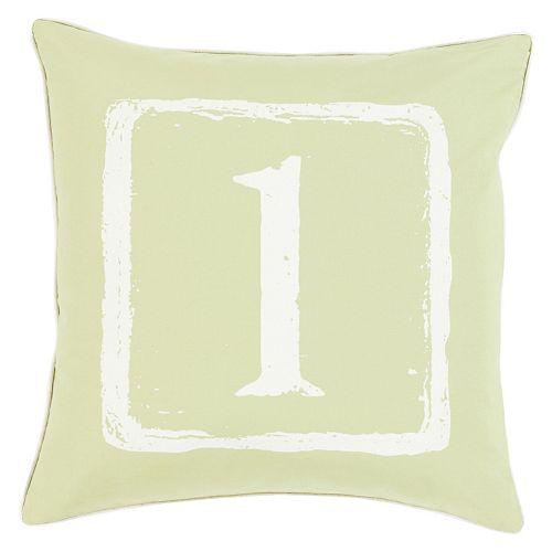 Decor 140 Uno Throw Pillow