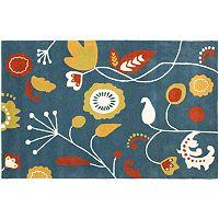 Safavieh Soho Floral Collage Rug