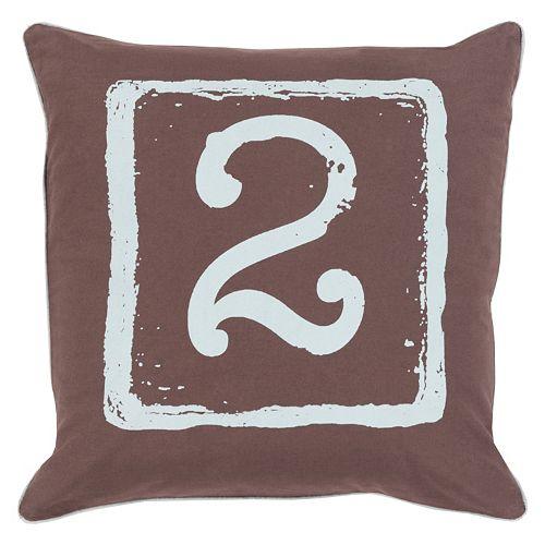Decor 140 Dos Throw Pillow