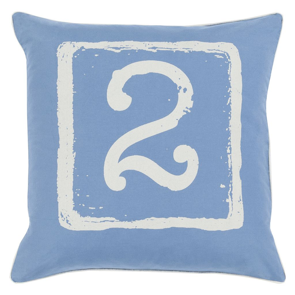 Decor 140 Dos Throw Pillow