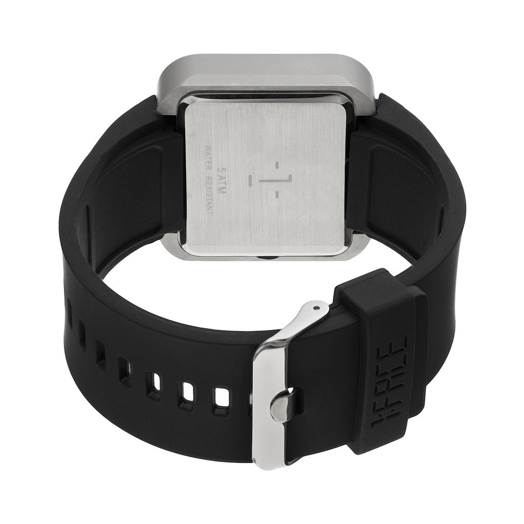 1:Face Charity Unisex Digital Touchscreen Watch