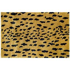 Safavieh Soho Animal Print Wool Rug