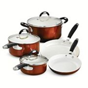Tramontina Style Ceramica 8 pc Cookware Set