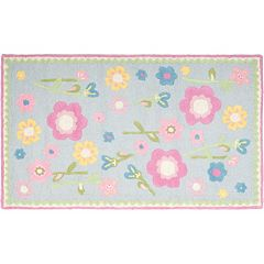 Safavieh Kids Flower Power Rug