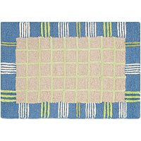 Safavieh Kids Tic Tac Border Rug