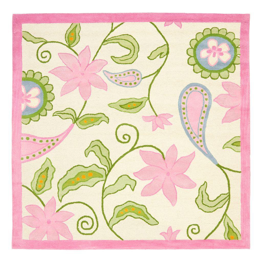Safavieh Kids Paisley Blossom Rug