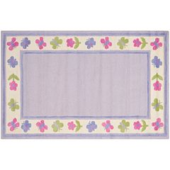 Safavieh Kids Bountiful Border Rug
