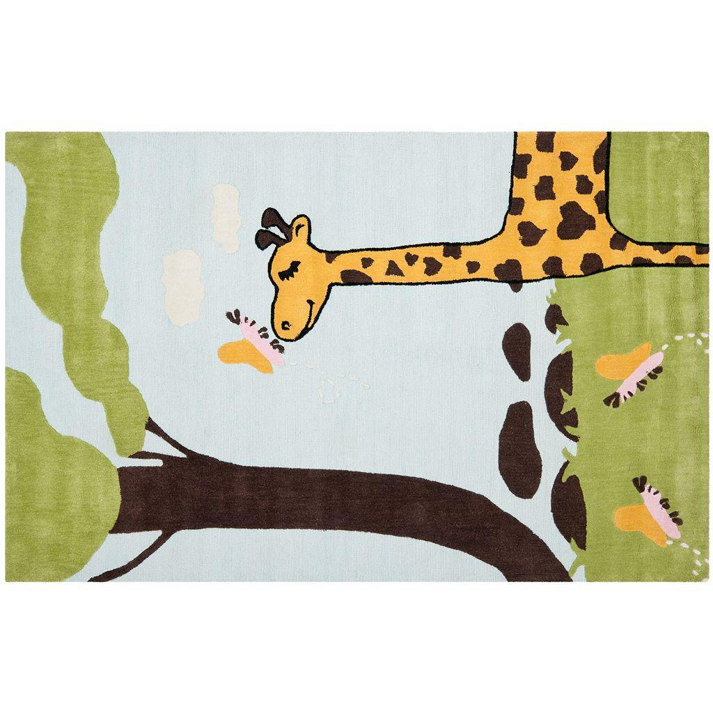 Safavieh Kids Giraffe Rug