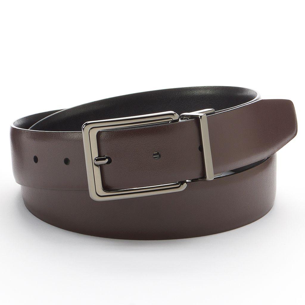 Men's Apt. 9 Rerversible Two-Toned Belt