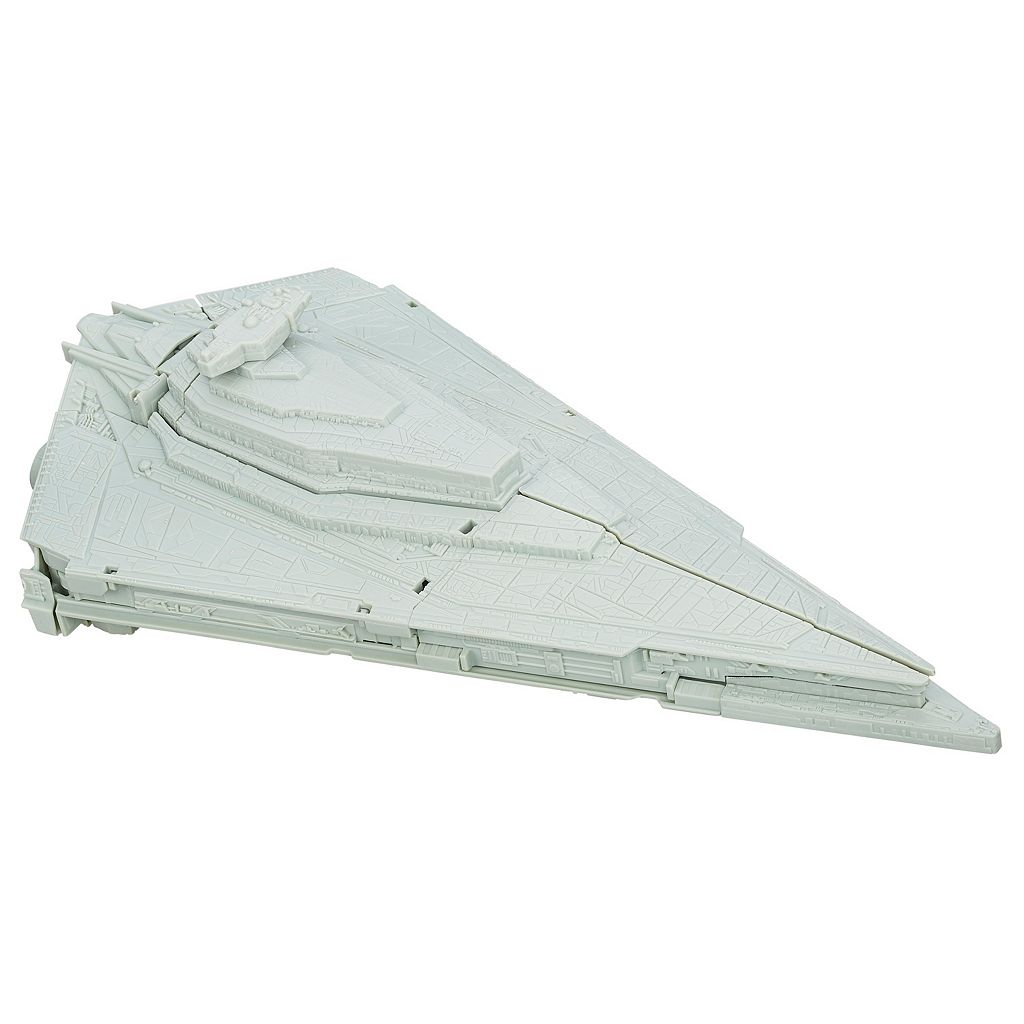 Star Wars: Episode VII The Force Awakens Micro Machines First Order Star Destroyer Playset by Hasbro