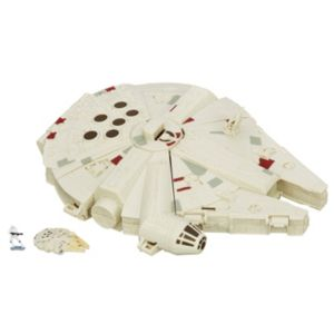 Star Wars: Episode VII The Force Awakens Micro Machines Millennium Falcon Playset by Hasbro