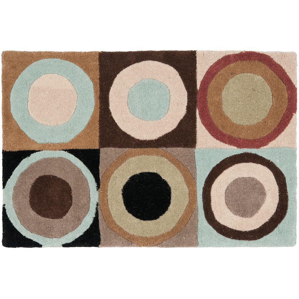 Safavieh Soho Modern Circle Rug