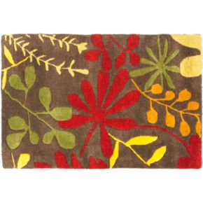 Safavieh Soho Abstract Leaf Rug