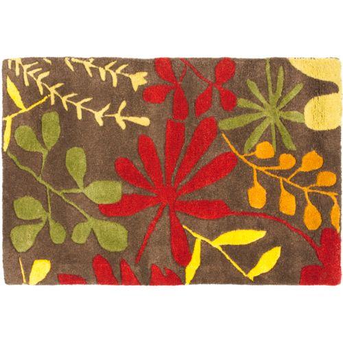 Safavieh Soho Abstract Leaf Ru...