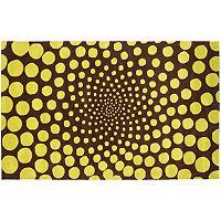 Safavieh Soho Spiral Dots Rug
