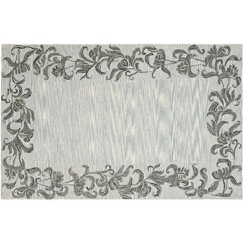 Safavieh Soho Floral Frame Rug
