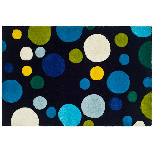 Safavieh Soho Polka Dot Wool Rug