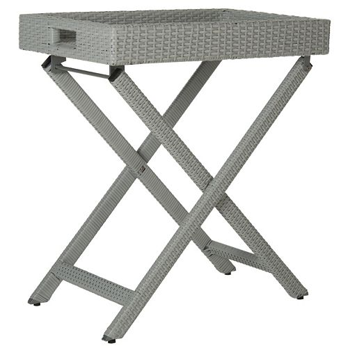 Safavieh Bardia Folding Tray Table