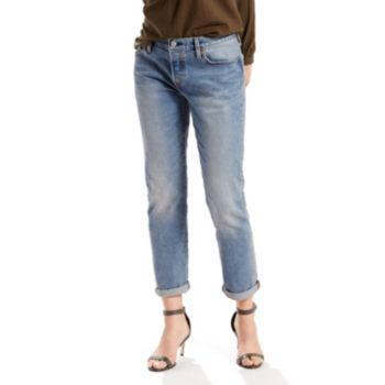 Women's Levi's® 501® CT Boyfriend Jeans