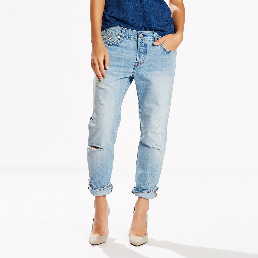 Levi's® 501® CT Boyfriend Jeans