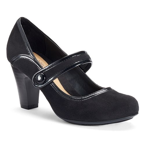 sole (sense)ability Women's Mary Jane Heels
