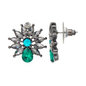 GS by gemma simone Atomic Age Collection Stud Earrings