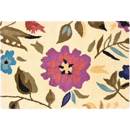 Safavieh Soho Ivory Multi Floral Rug