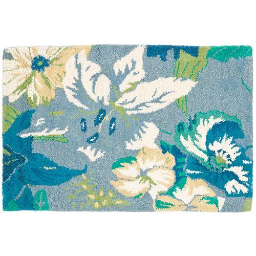 Safavieh Soho Blue Floral Rug