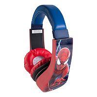 Marvel The Amazing Spider-Man Kids' Headphones by Sakar