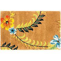 Safavieh Soho Brown Multi Floral Rug
