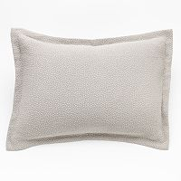 Willow Collection Pebbled Matelasse Sham