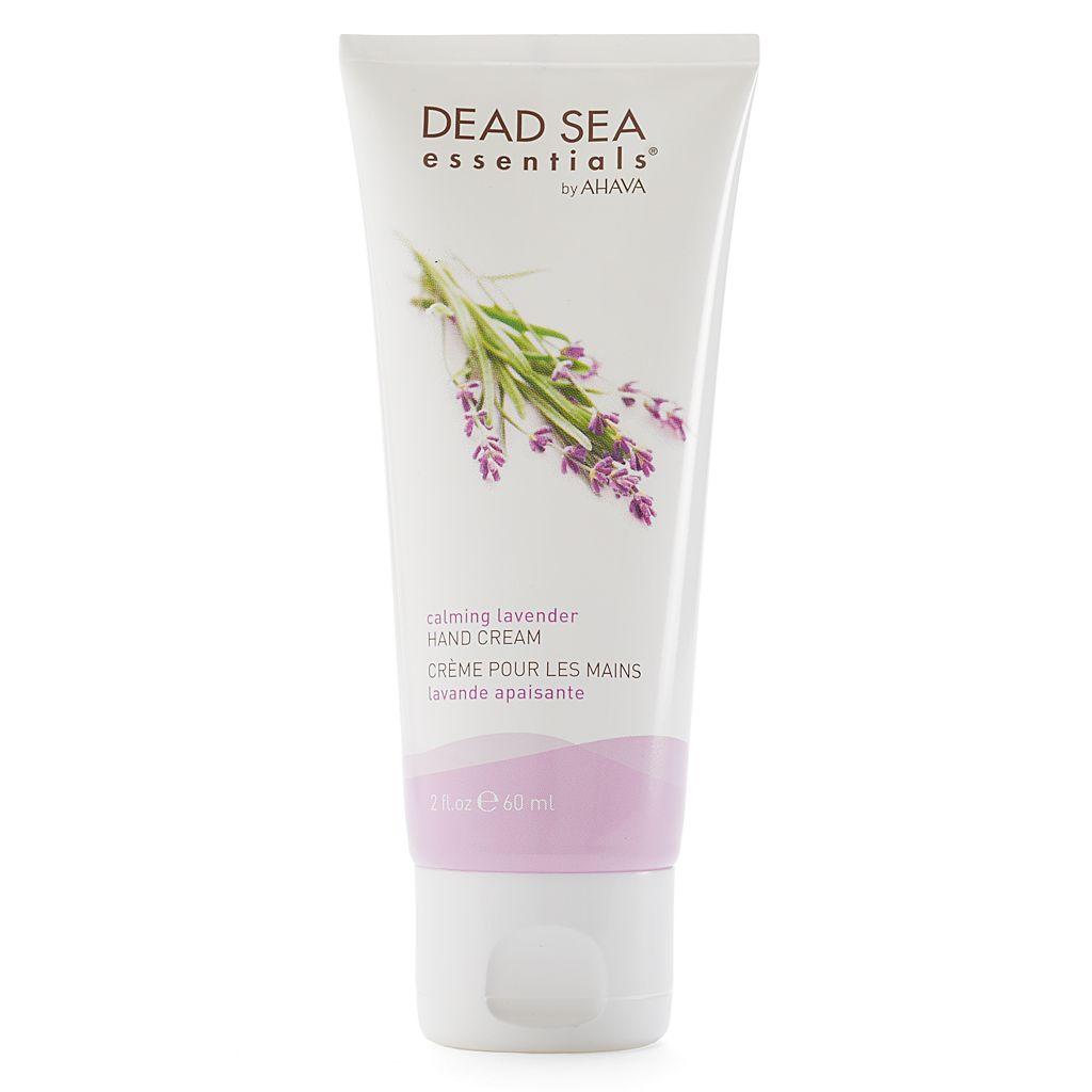 Dead Sea Essentials by AHAVA Lavender Hand Cream